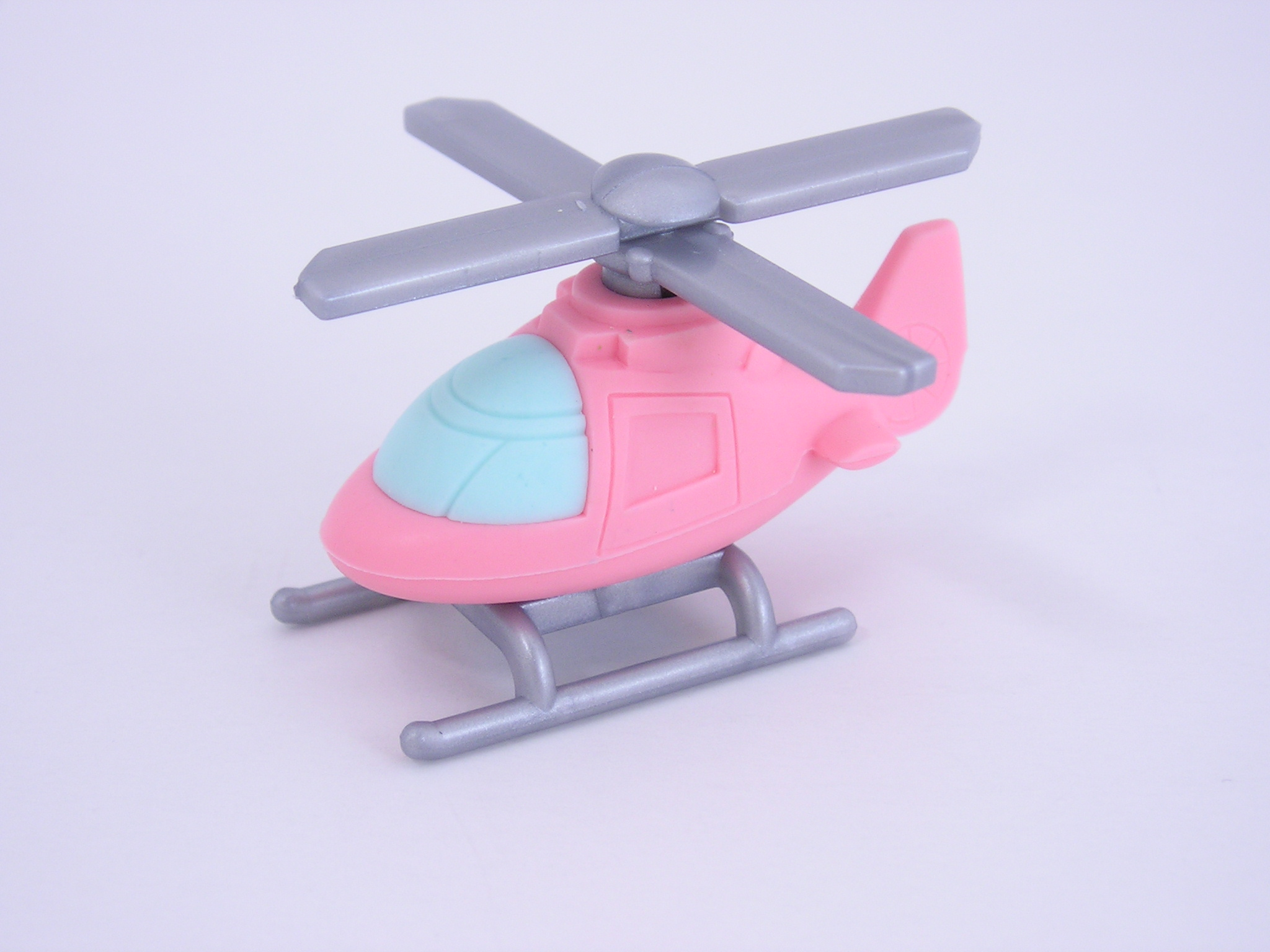 162 Helicopter Pink