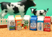 Packed Milk & Juice